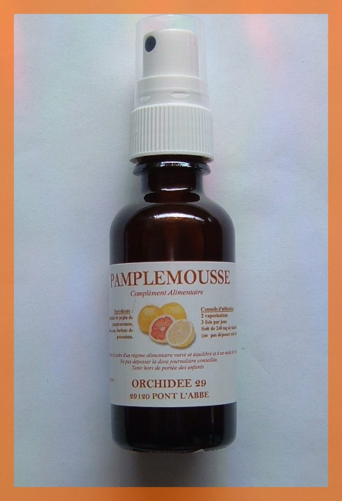 pamplemousse extrait 30 ml teinture m re avec alcool orchidee29 compl ments alimentaires. Black Bedroom Furniture Sets. Home Design Ideas